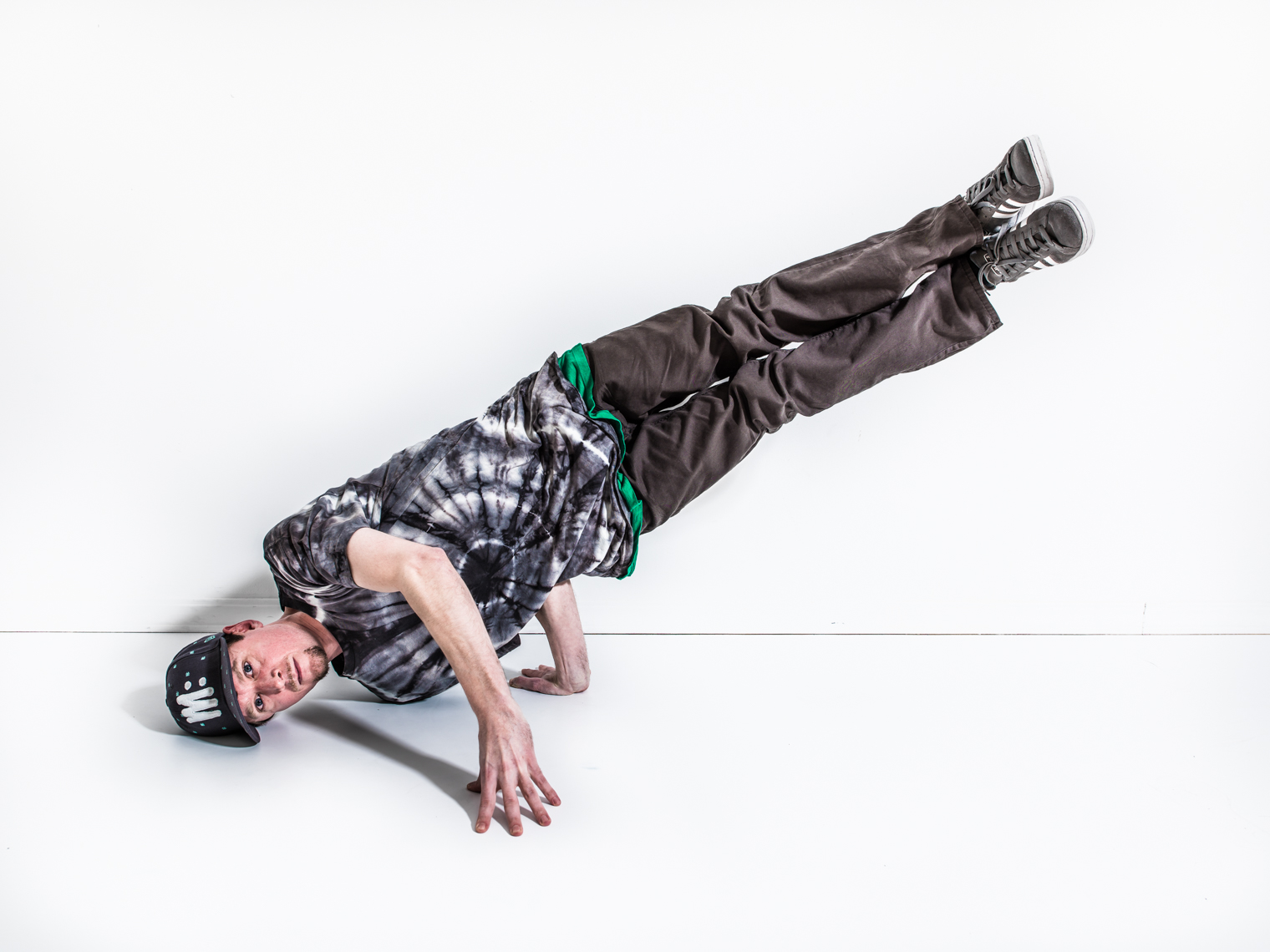 Doug, Breakdancer, Seattle WA, USA